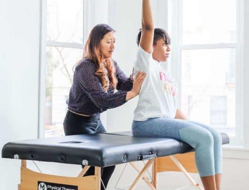 Shoulder Pain Prevention & Treatment