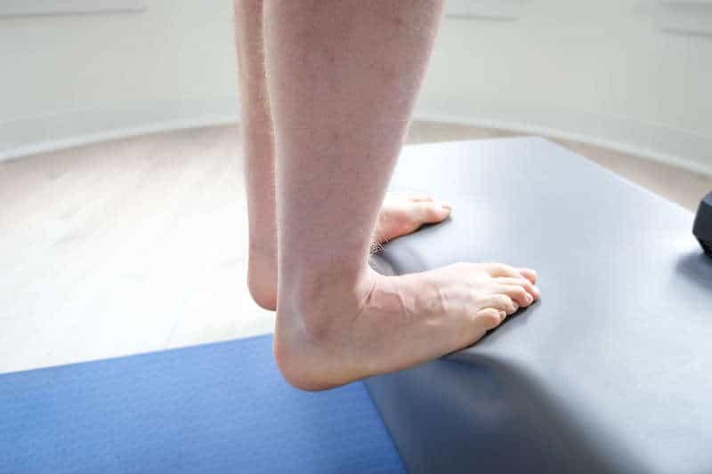 Ankle Dorsiflexion Stretch