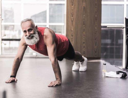 4 Exercise Myths for Older Adults